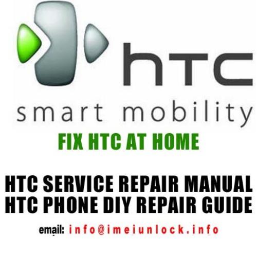 Product picture HTC ARTEMIS REPAIR MANUAL DIY GUIDE ARTEMIS REPAIR MANUAL